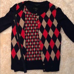 JCrew sweater set